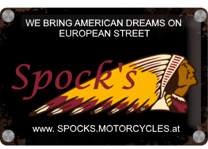 Spock's Motorcycle